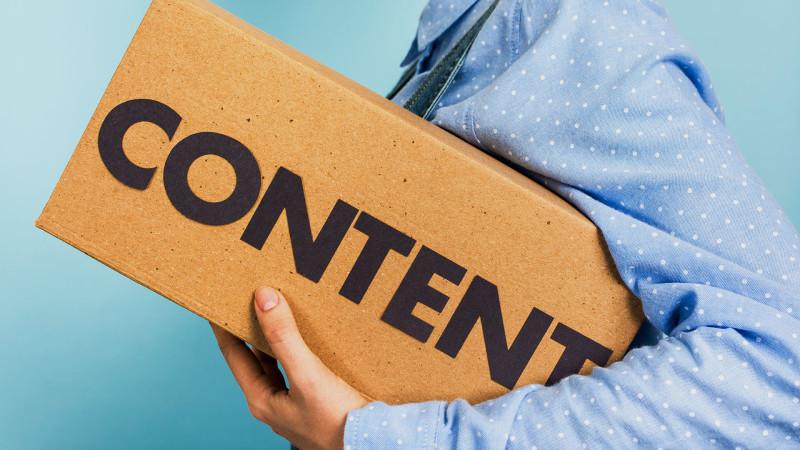 إحرص على الحصول على محتوى دقيق وبسيط