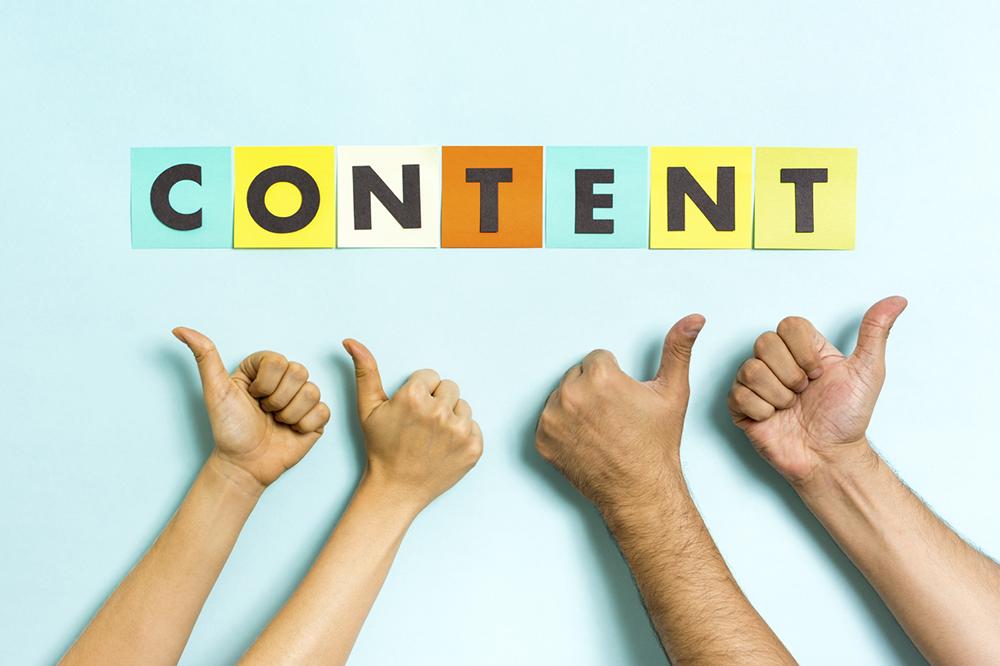 المحتوى الجيد هو أساس النجاح مع بلانز