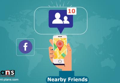 """ماذا تعرف عن خاصية أصدقاء الجوار """"Nearby friends"""" من فيس بوك"""