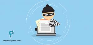 أسأل بلانز ... متى تعرف إذا كان يتم سرقة محتوى موقعك؟