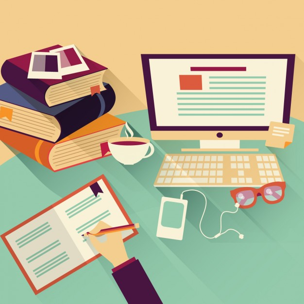 كيفية كتابة المحتوى بشكل احترافي للمبتدئين (5 خطوات)