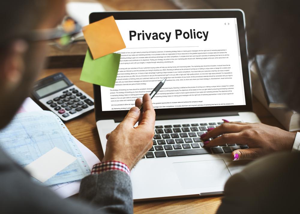 كيف يمكنك كتابة سياسة الخصوصية؟