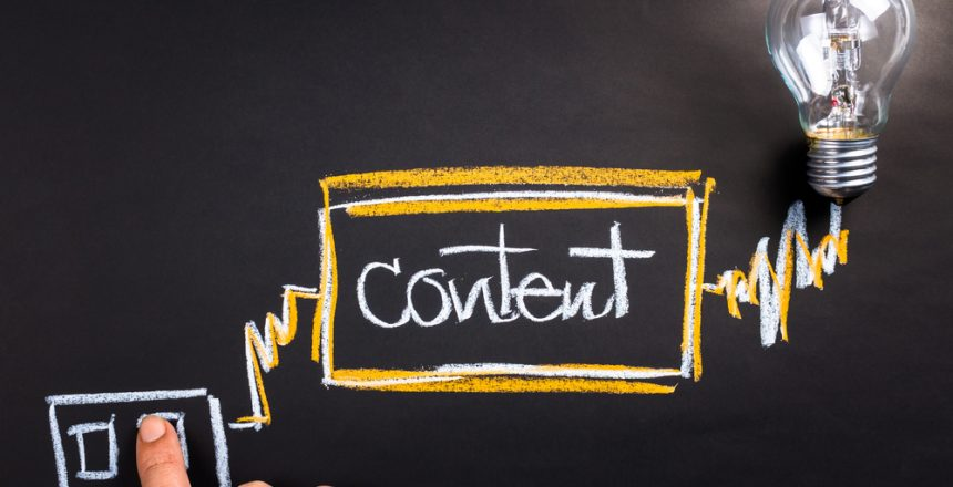 إدارة محتوى سوشيال ميديا