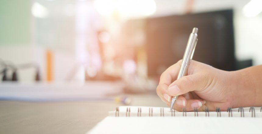 خمسة أشياء تحتاج إلى معرفتها عن كتابة المقالات